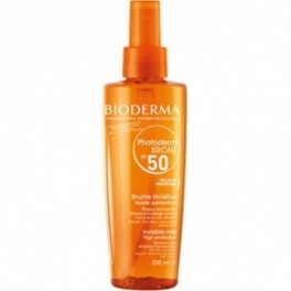 BIODERMA Photoderm BRONZ Brume Invisible SPF 50.
