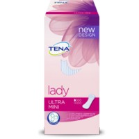 TENA Lady Ultra Mini Protection absorbante Paquet de 28