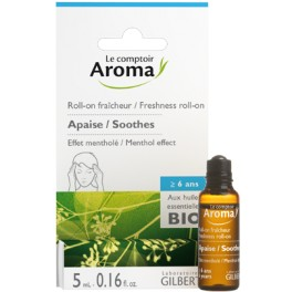 LE COMPTOIR Aroma Express - Roll-on effet.