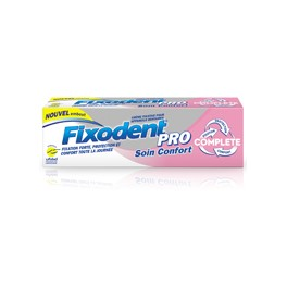 Fixodent® Pro Complete Soin Confort Tube 40 g