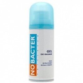 NOBACTER Gel de rasage Flacon pompe 150 ml