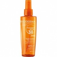 BIODERMA Photoderm BRONZ Huile Sèche SPF 50 Spray 200 ml