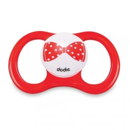 DODIE Sucette Air 6 mois Silicone Coeur 1 sucette.