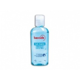 BACCIDE Gel mains sans rinçage flacon 75 ml