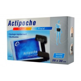 ACTIPOCHE Chaud Froid 20x30 cm