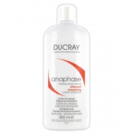 DUCRAY Anaphase Shampooing crème stimulant.