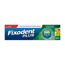 Fixodent Pro Plus Duo Protection Tube 40 g