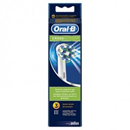 Oral B Brossette Cross action 3 brossettes