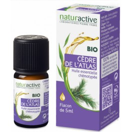 NATURACTIVE Cèdre atlas BIO Flacon 5 ml