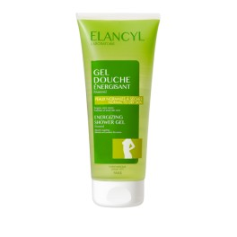 ELANCYL Gel Douche Energisant Tube 200 ml
