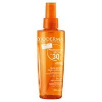 BIODERMA Photoderm BRONZ Huile Sèche SPF 30 Spray 200 ml