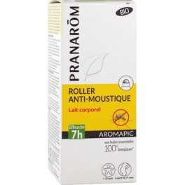 PRANAROM AROMAPIC BIO Roller Anti-moustique Roll.