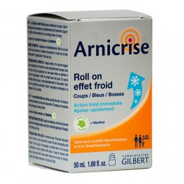 ARNICRISE Roll On Effet froid Roll On 50 ml