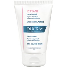 DUCRAY ICTYANE Crème mains Tube 50 ml