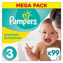 Pampers New Baby Premium protection Taille 3 5-9.
