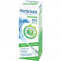 PHYSIOMER Rhume Triple action Flacon 20 ml