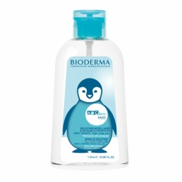 BIODERMA ABCDerm H2O Solution Micellaire Flacon.