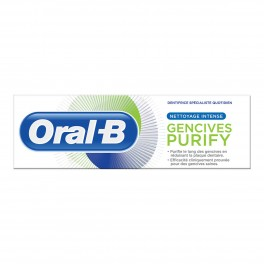 Oral B Pro-Dentifrice Nettoyage Intense GENCIVES.
