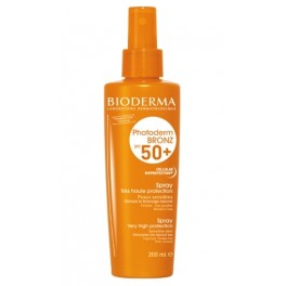 BIODERMA PhotodermBRONZ Spray SPF 50+ 200 ml