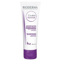 BIODERMA Cicabio Pommade Soin Réparateur Apaisant Isolant Tube 40 ml
