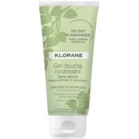 KLORANE Gel douche nourrissant Secret d'Amandier Tube 200 ml