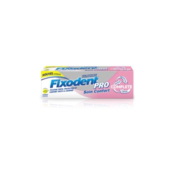 cfmapharmacie, Fixodent Pro Complete Soin Confort Tube 47 g