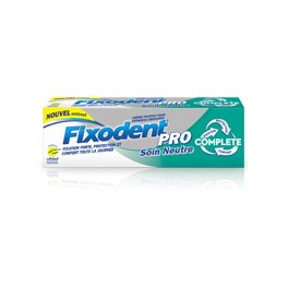Fixodent® Pro Complete Soin Neutre Tube 47 g