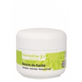 BEURRE DE KARITE Pot de 100 ml