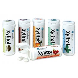 Xylitol Chewing Gum Canneberge 1 boîte de 30
