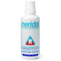 MERIDOL Solution buccale sans alcool Flacon 400 ml