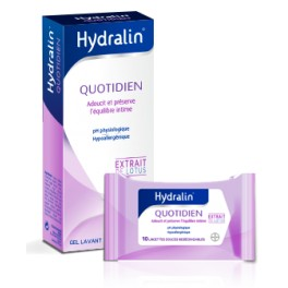 HYDRALIN QUOTIDIEN Gel lavant Flacon 100 ml