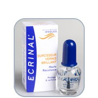 ECRINAL  Durcisseur Vernis Brillant Flacon 10 ml