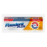 Fixodent Pro Plus Soin Duo Action Tube 40 g