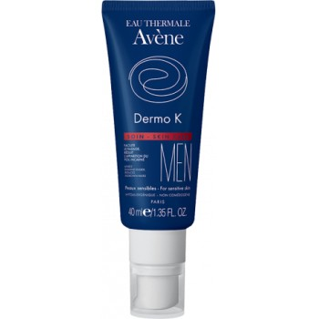 cfmapharmacie, AVÈNE Men Dermo K Tube 40 ml