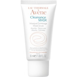 AVÈNE Cleanance MASK Masque Gommage Tube 50 ml