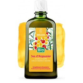 WELEDA Jus d'Argousier bio Flacon 200 ml