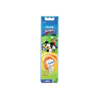 cfmapharmacie, Oral B Brossette Stages Kids (Mickey) 3 brossettes